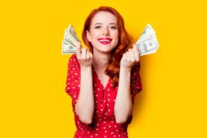 風俗で毎月100万円は可能?コンスタントに稼ぐ為の働き方と方法