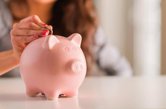 実家暮らしの間にしっかり貯金