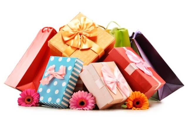 風俗客から送られる主なプレゼント・差し入れの種類